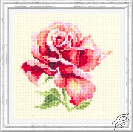 Beautiful Rose by Magic Needle - 150-001