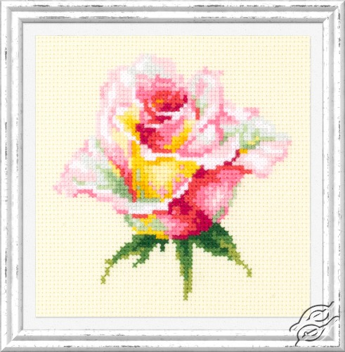 Blooming Rose by Magic Needle - 150-004