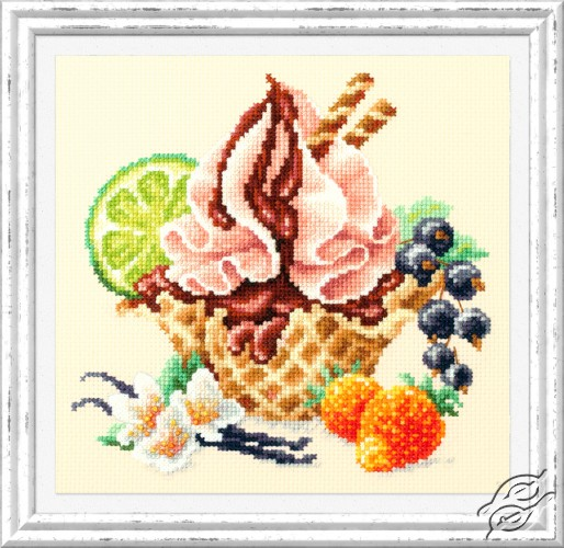 Vanilla Ice Cream by Magic Needle - 120-071