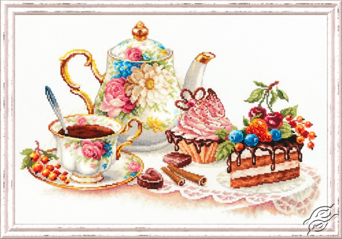 Cakes by Magic Needle - 120-001