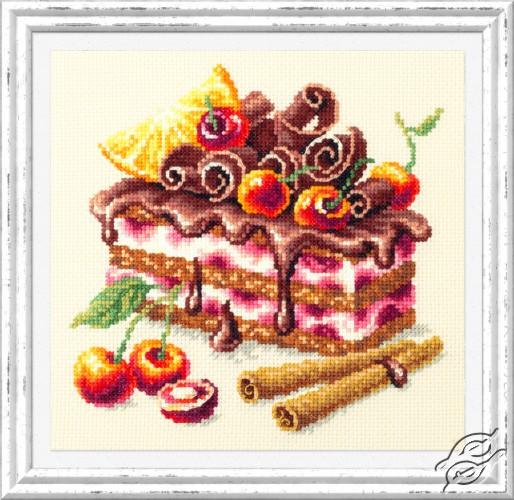 Cherry Cake by Magic Needle - 120-072