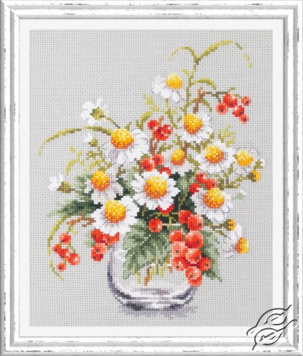 Chamomile and Red Currant by Magic Needle - 100-012