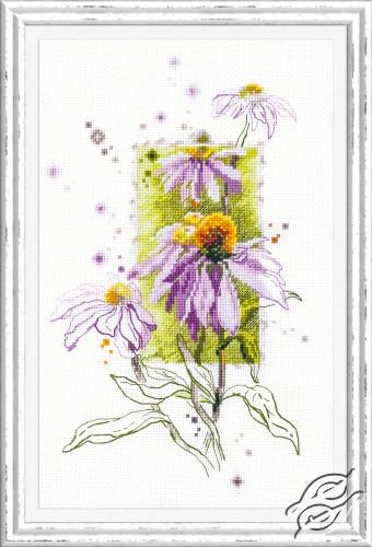 Echinacea by Magic Needle - 100-101