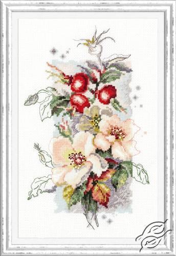 Rosa Canina by Magic Needle - 100-102