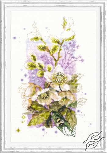 Hellebore by Magic Needle - 100-104