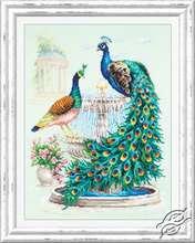 Peacocks by Magic Needle - 130-001