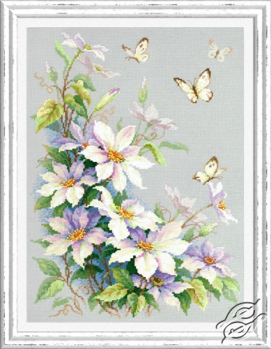 Clematis by Magic Needle - 100-062