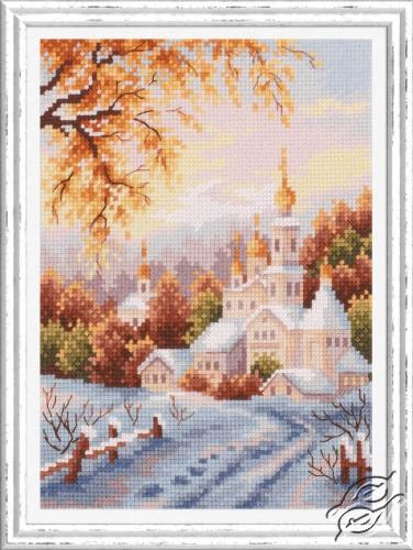 Snow Monastery by Magic Needle - 110-061