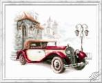 Retro Cadillac by Magic Needle - 110-022