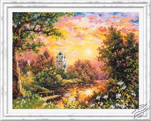 Sunset by Magic Needle - 43-08