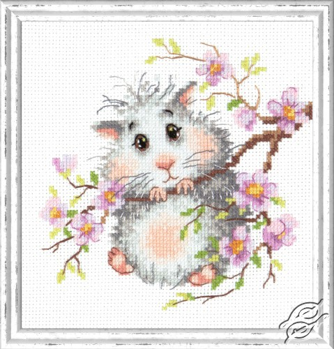 Mr.Hamster by Magic Needle - 18-92