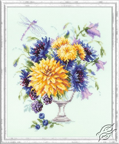 Summer Bouquet by Magic Needle - 100-004