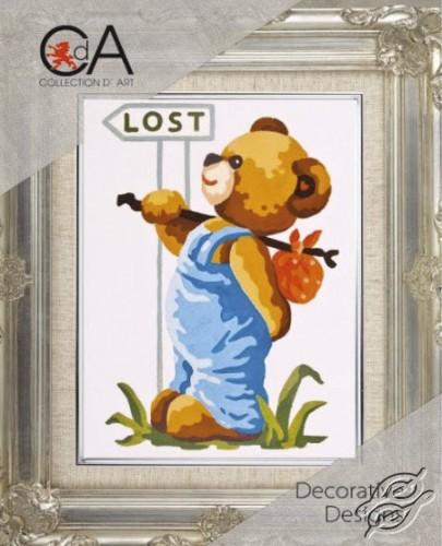Little Bear by Collection D'Art - 3177K