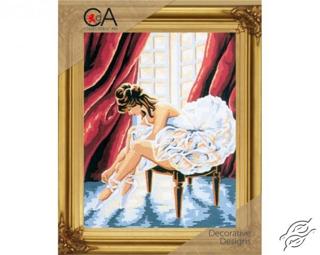 Ballerina by Collection D'Art - 6035K