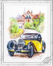 Retro Style. France by Magic Needle - 110-023