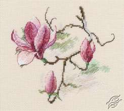 Magnolia Flowers by RTO - M731
