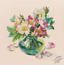 Tender Briar flowers by RTO - M721