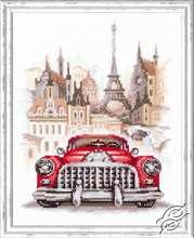Retro Buick by Magic Needle - 110-021