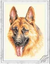 German Shepherd by Magic Needle - 59-23
