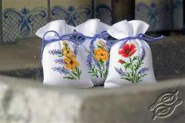 Flowers & Lavender by Vervaco - PN-0165143