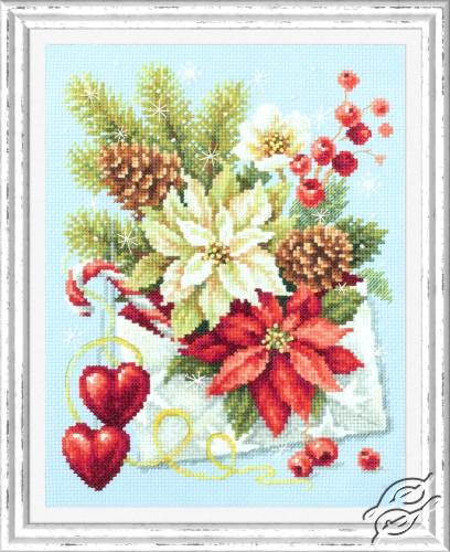 Merry Christmas! by Magic Needle - 100-241