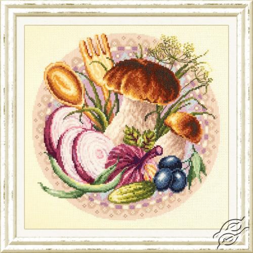 Favorite Snacks by Magic Needle - 54-03