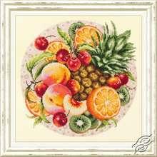 Exotic Fruits by Magic Needle - 54-04