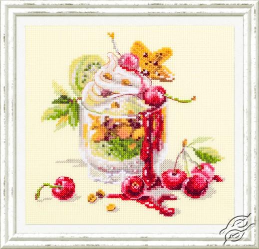 Cherry Dessert by Magic Needle - 120-081