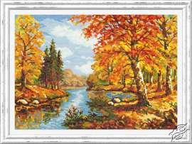 Golden Autumn by Magic Needle - 45-02