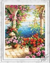 Flower Breeze by Magic Needle - 48-10