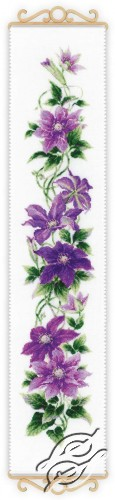 Clematis by RIOLIS - 1801