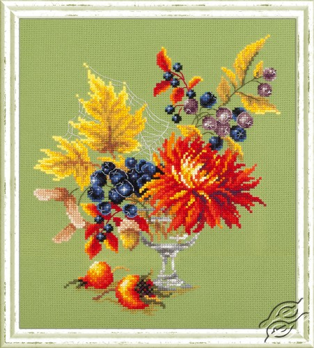 Autumn Bouquet by Magic Needle - 100-005