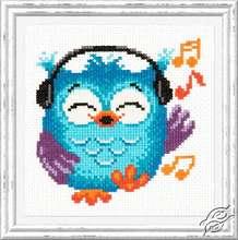 Owlet by Magic Needle - 10-33