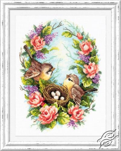 Family Nest by Magic Needle - 64-05