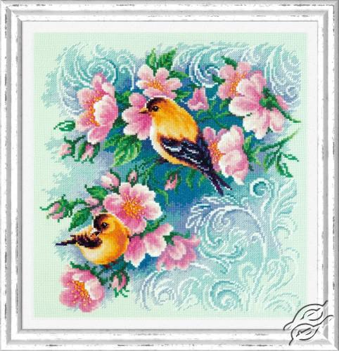 Beautiful Romance by Magic Needle - 64-08