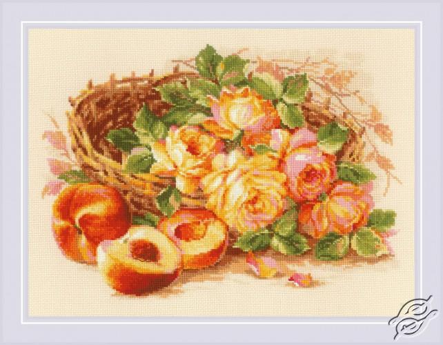 Juicy Peach by RIOLIS - 1827