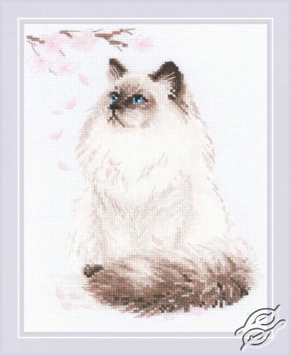 Meow-Zen by RIOLIS - 1878