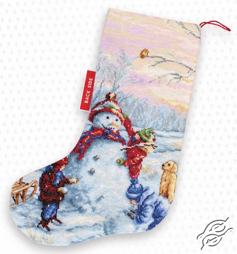 Christmas Stocking by Luca-S - PM1241