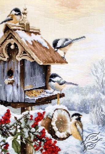 Bird House by Luca-S - BU4021