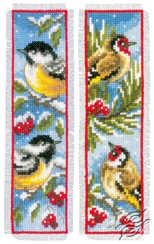 Birds in Winter by Vervaco - PN-0151005