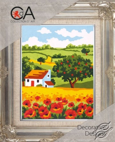 Countryside by Collection D'Art - 3147K