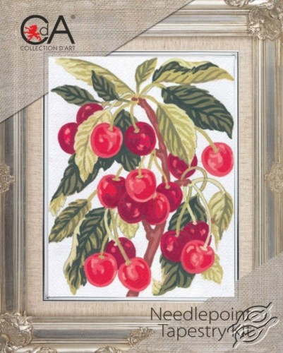 Cherries by Collection D'Art - 3164K