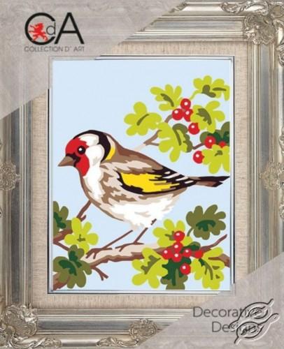A Bird by Collection D'Art - 3316K