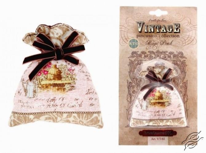 Vintage Pincushion by RTO - VT-65