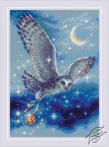 Magic Owl by RIOLIS - 1872