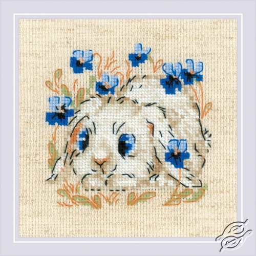 Little Bunny by RIOLIS - 1877