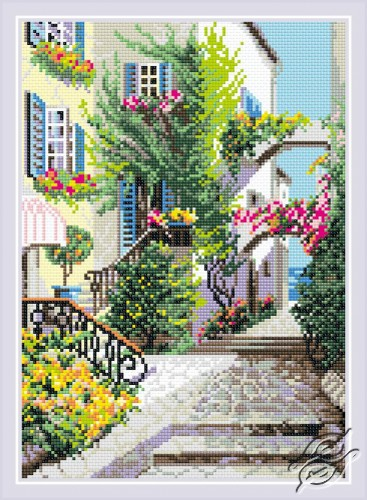 The Italian Courtyard by RIOLIS - AM0025