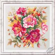 Flower Magic - Dogrose by Magic Needle - 140-002