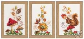 Autumn Idyll by Vervaco - PN-0158071