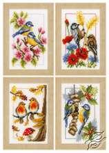 Four Seasons by Vervaco - PN-0147602
